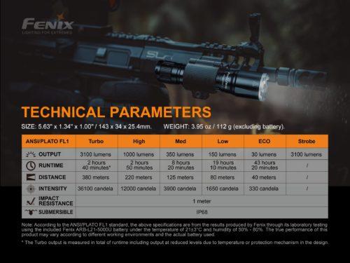 Fenix TK16 V2.0