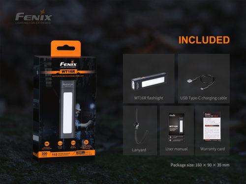 Fenix WT16R