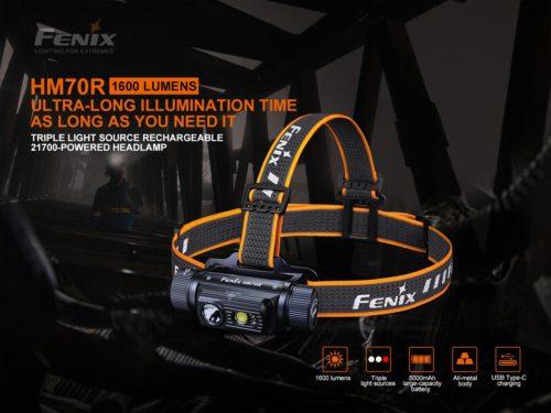 Fenix HM70R